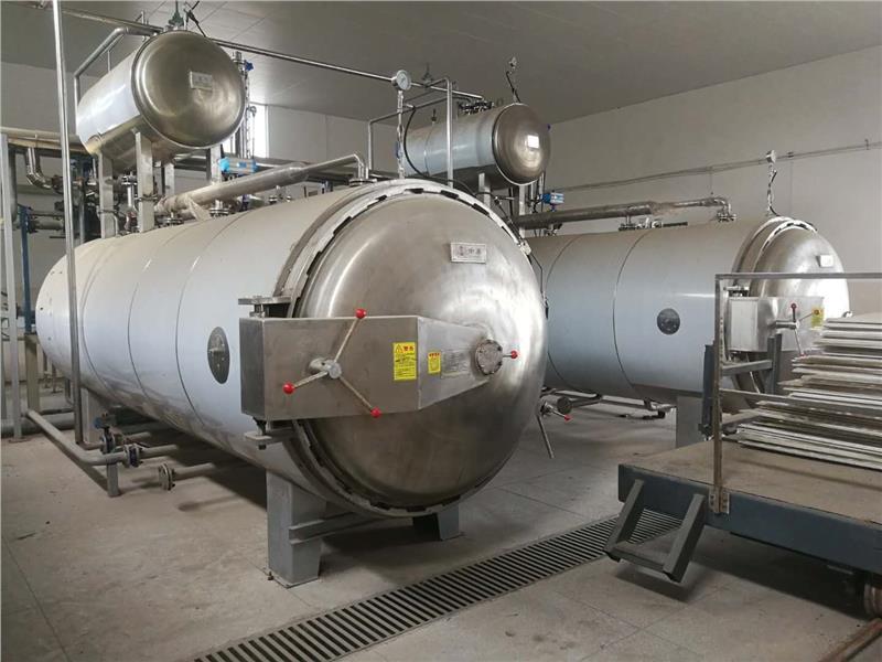 滨州回收饮料设备厂