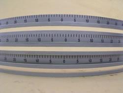 不銹鋼盤激光刻度,圓柱圓盤旋轉刻度加工