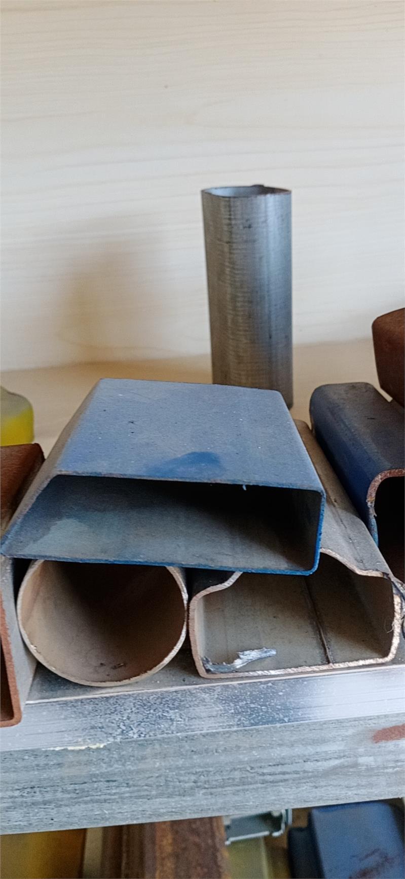 折叠板房用异型管