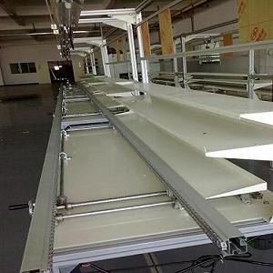 博萃公司專業設計制造各類插件線流水線設備
