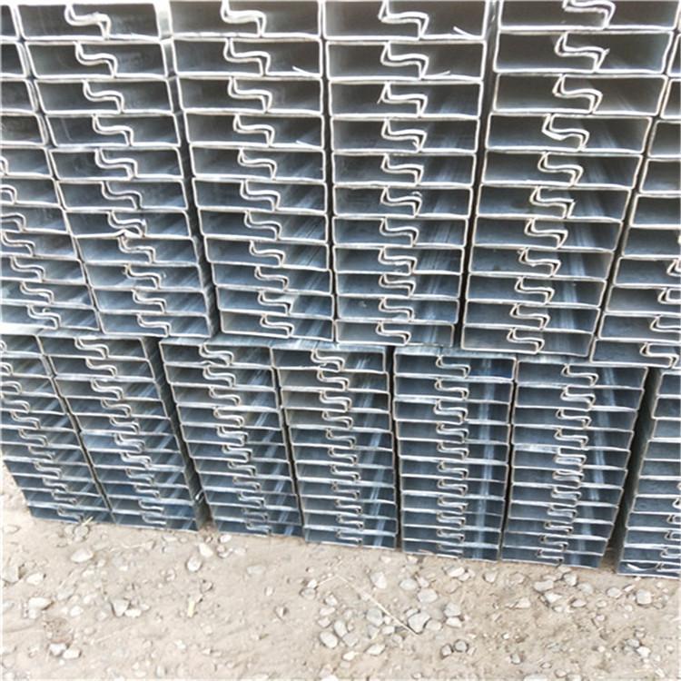 集装箱板房异型管制造厂家