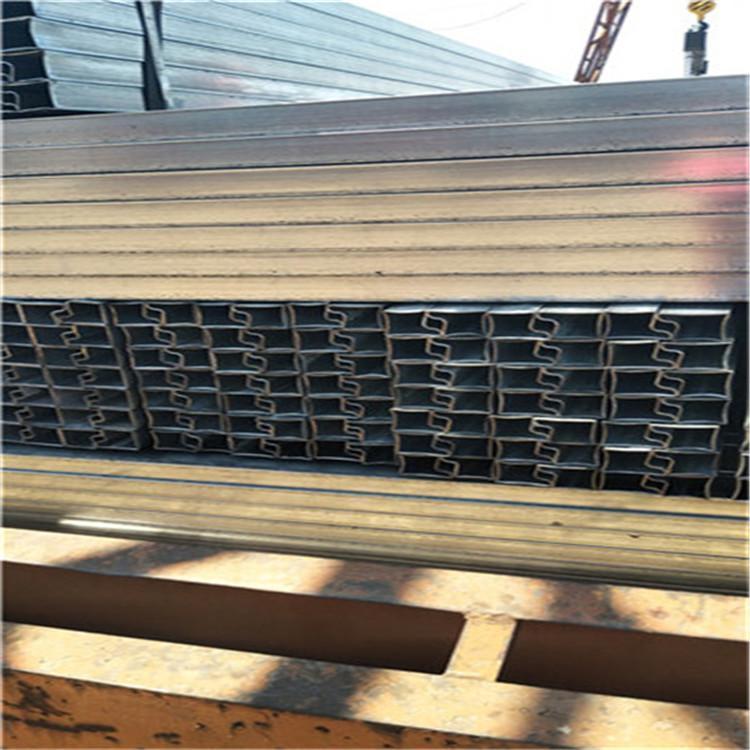 威海集装箱板房异型管
