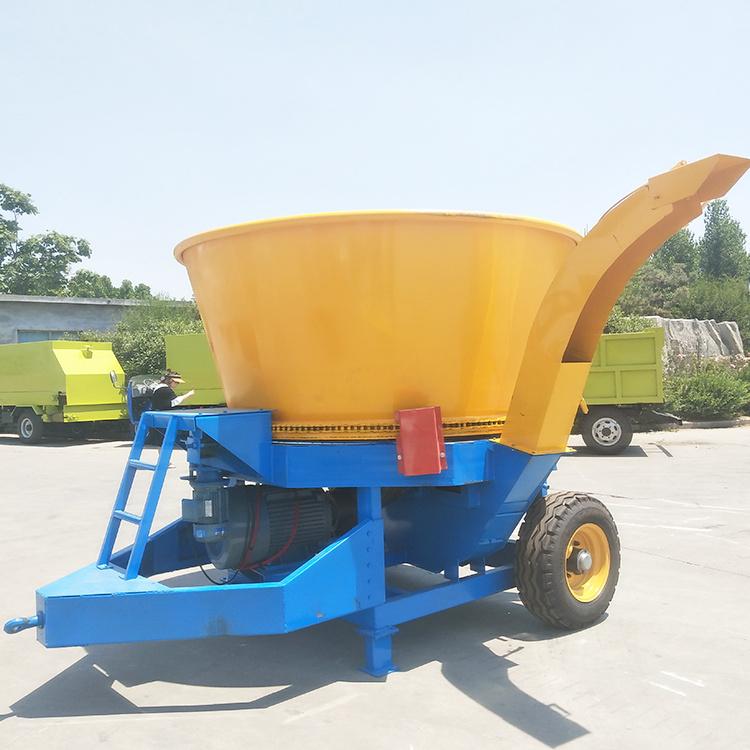 圓盤式草捆秸稈粉碎機 圓盤式玉米秸稈粉碎機