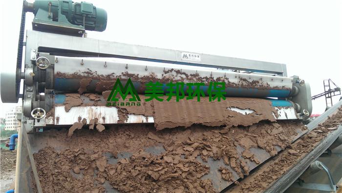 芜湖洗沙泥浆压干机解决方案
