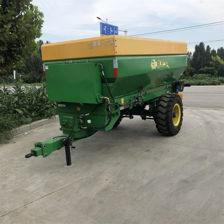 农家肥撒粪车