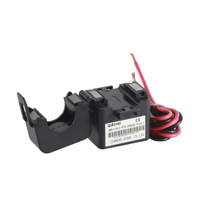 导轨安装电流互感器