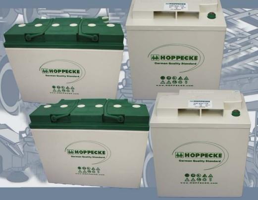 亳州HOPPECKE蓄电池 POWER.COM SB110 技术参数
