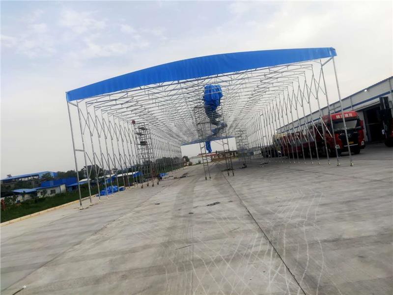 北京推拉雨棚