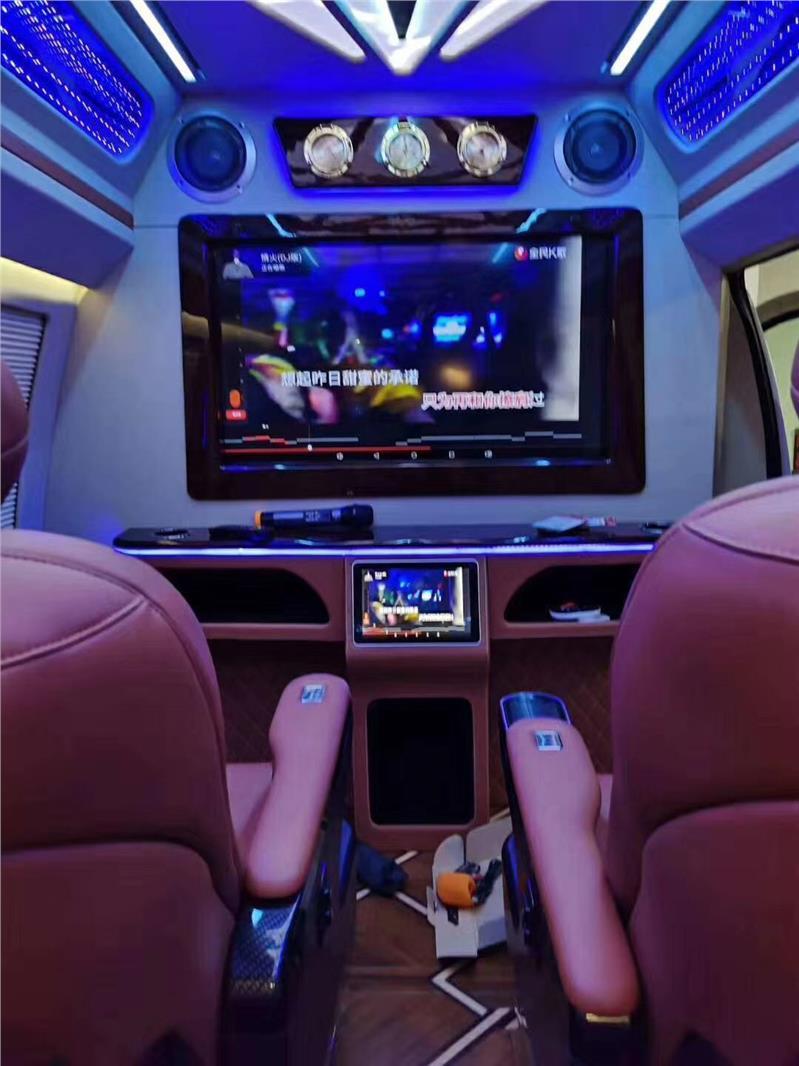 长宁别克GL8 ES改装木地板航空座椅