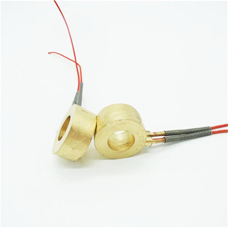 鑄銅電加熱圈價格 防爆鑄銅電熱圈 加熱器的優點原來有這么多