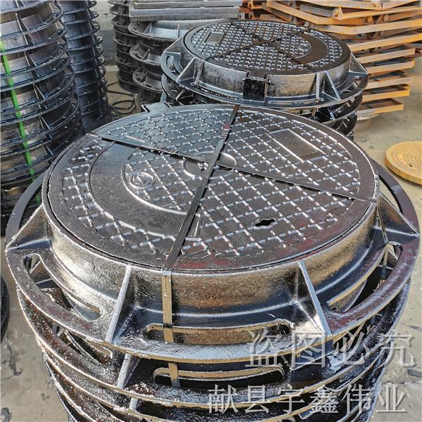 銀川井蓋定制 來圖設計