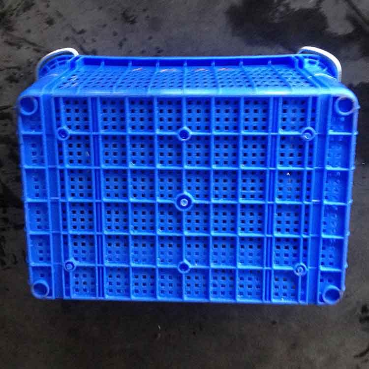 長沙塑料套疊籮價格咨詢 膠筐 促銷價
