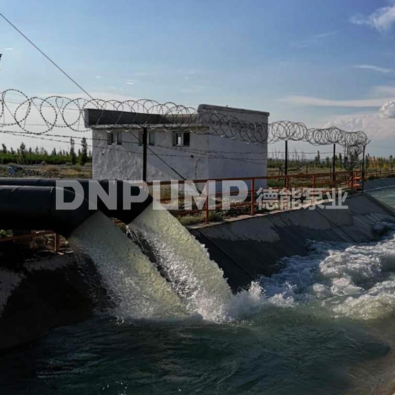 天津高扬程混流泵