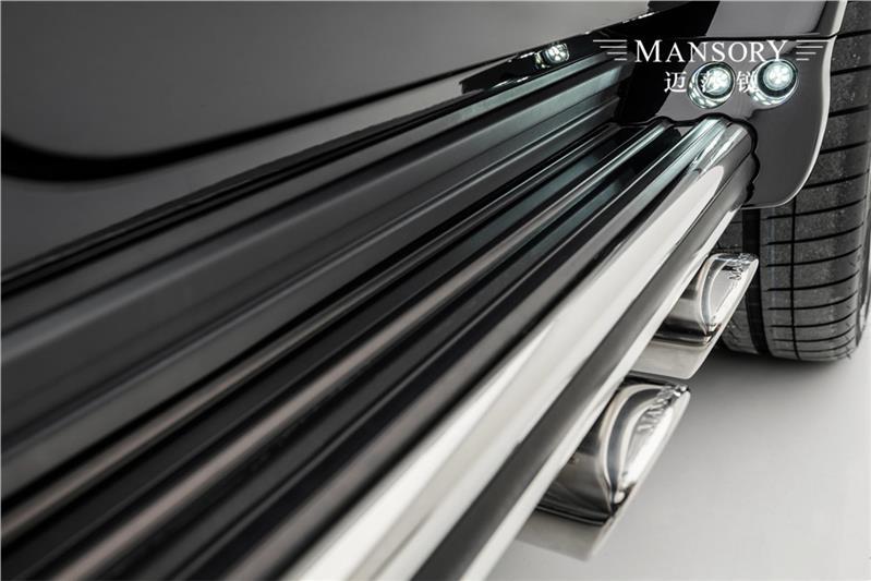 杭州專業定制MANSORY邁莎銳價格