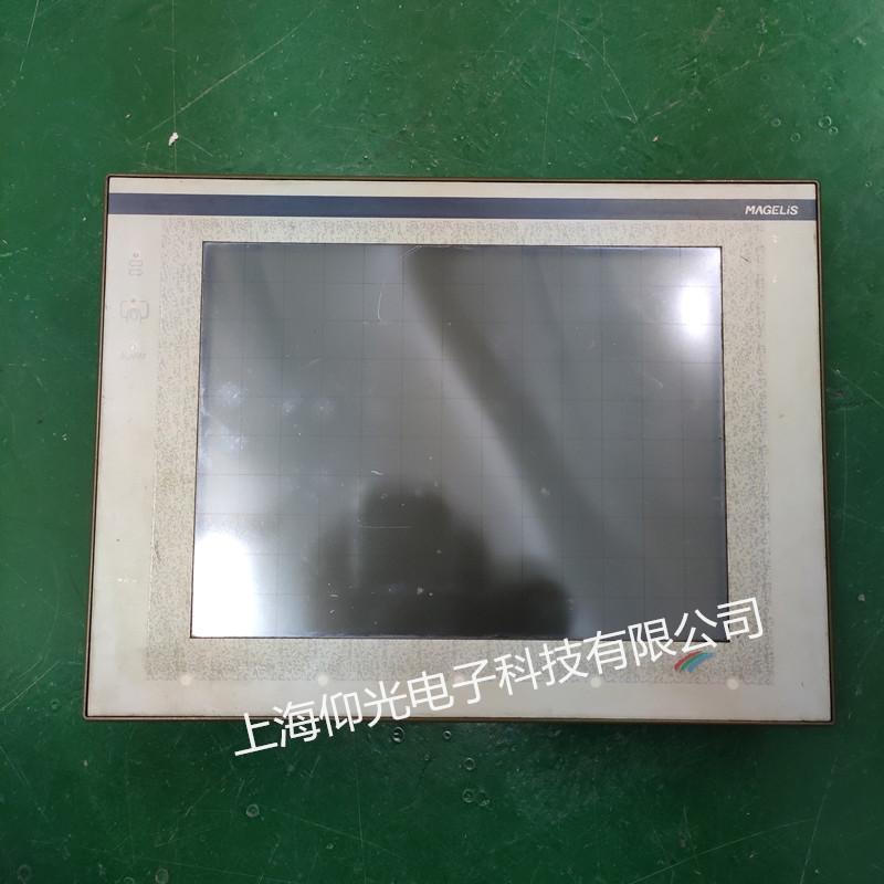 施耐德觸摸屏維修常見故障XBTF034610黑屏 無顯示 無電源等
