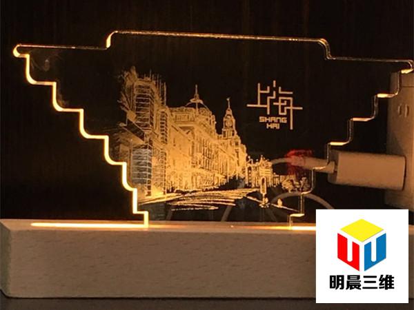 上海【精美別致】激光內雕加工
