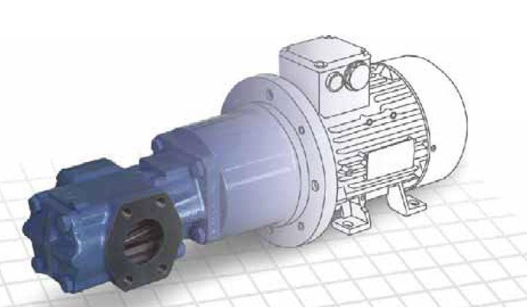 德國RICKMEIER泵R35