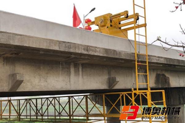 桥梁工程检测车