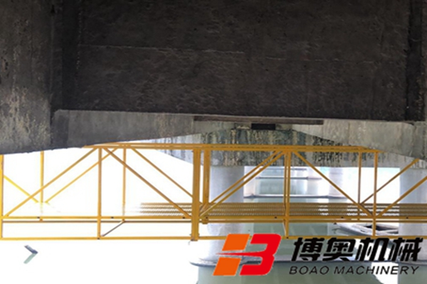 桁架桥梁检测车