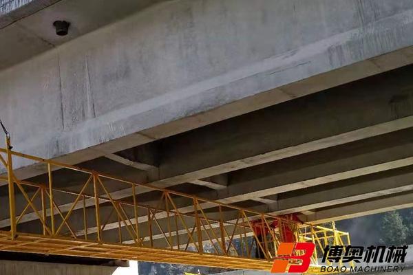 杭州桥梁检查车视频