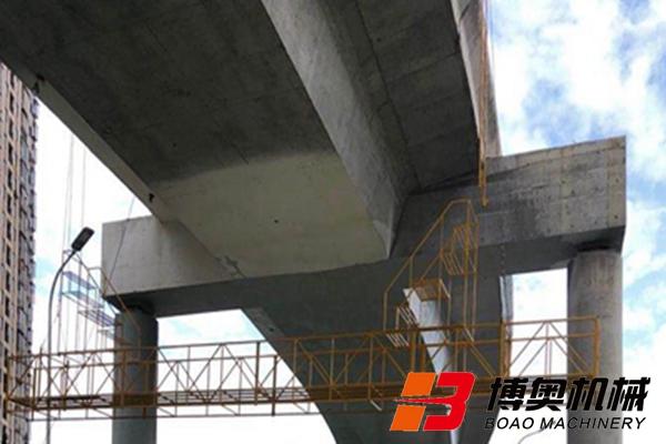 6米桥梁检测车检查车
