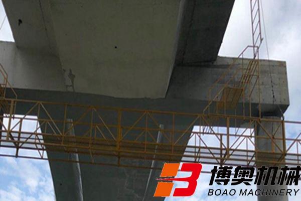 桥梁的施工设备