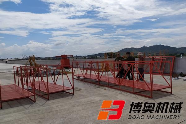 16米桥梁检测车