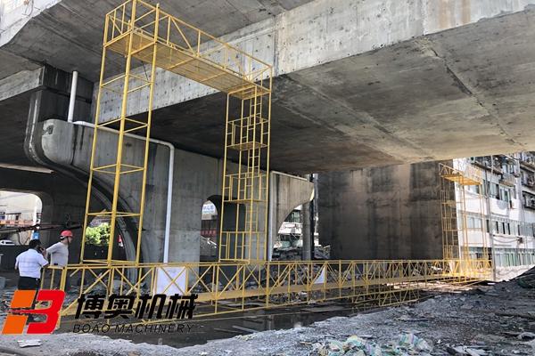 南京路桥检修车租赁