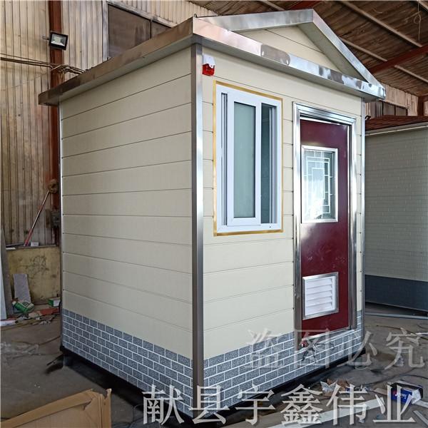 承德移動廁所批發價格 可來圖設計