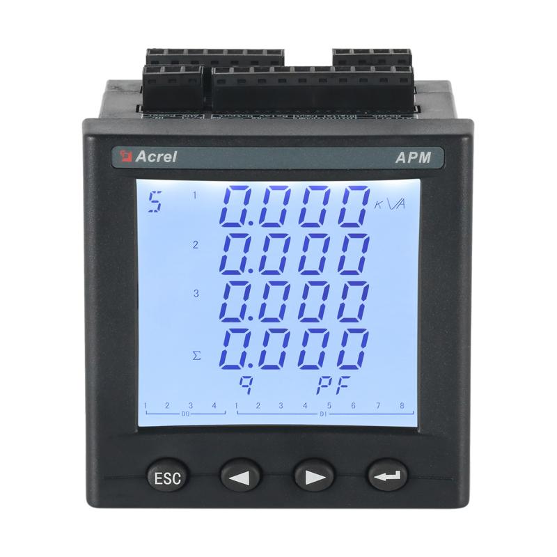 智能節能檢測儀表 多功能電表電能表 安科瑞包郵