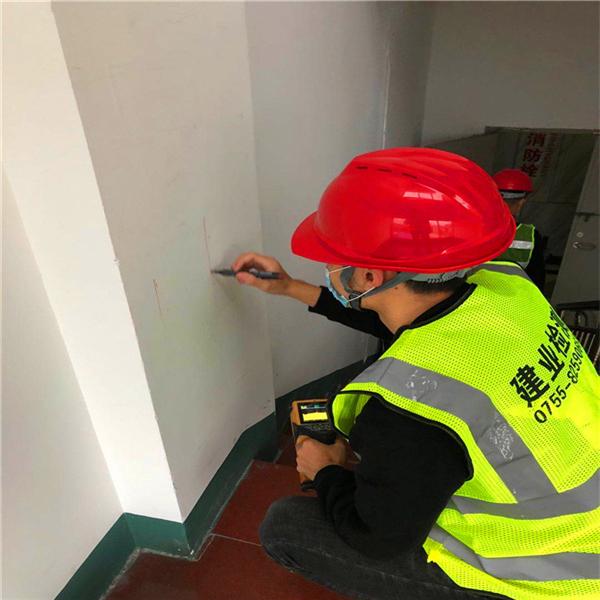 吉州钢结构厂房安全检测鉴定流程