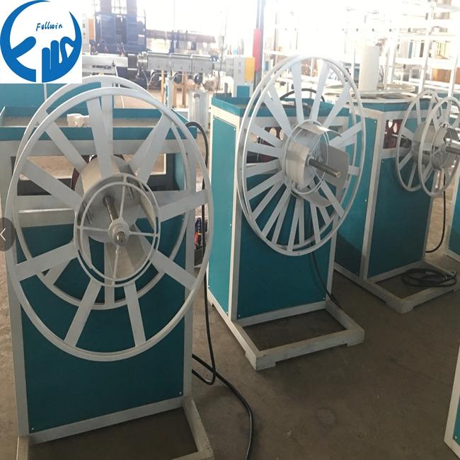青岛供应软管机组编织管生产线节能产量高