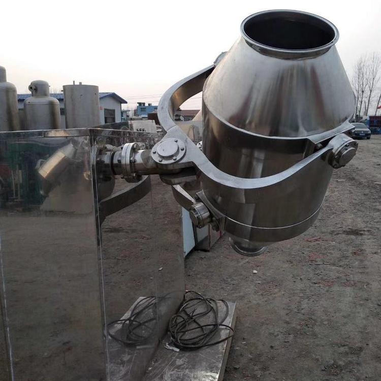 曲靖處理二手不銹鋼混合機常年回收