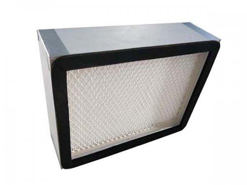初中高效过滤器 安康铝框有隔板高效过滤器厂家