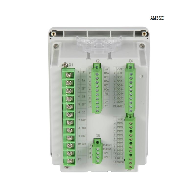 AM5-T微機保護裝置 非電量保護測控裝置 小巧經濟開入自由配置