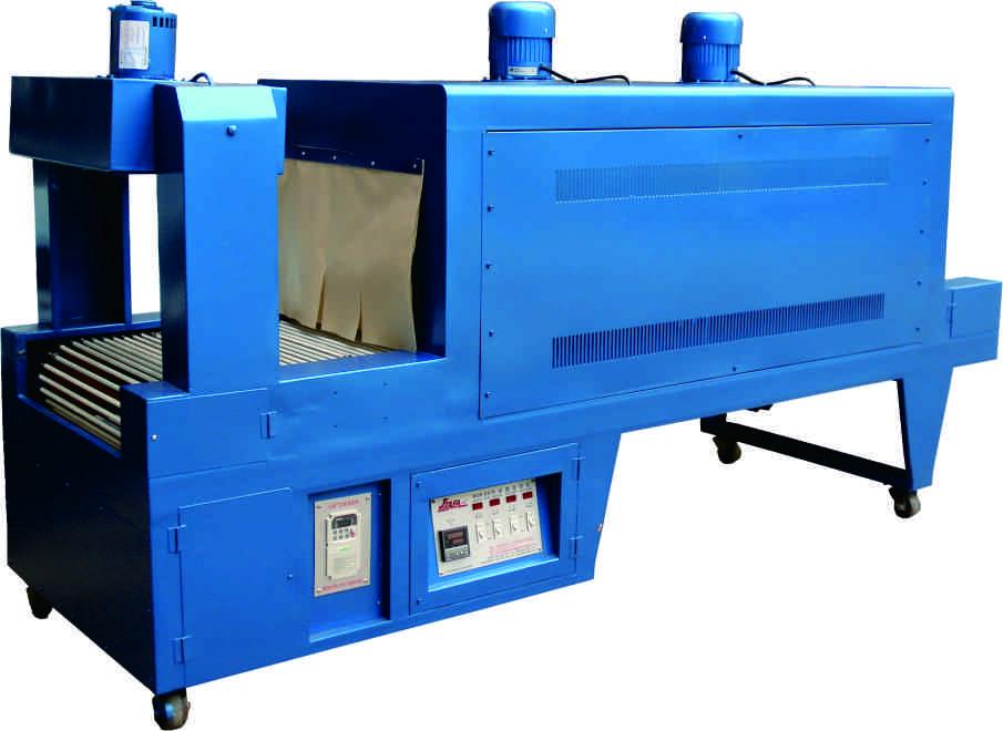 小型包装机生产线收缩膜机