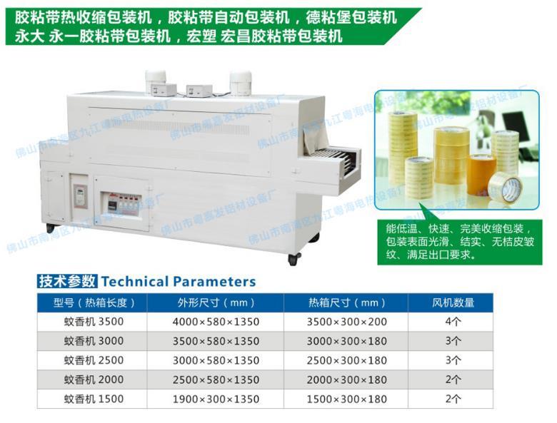 南京自动套膜包装机规格