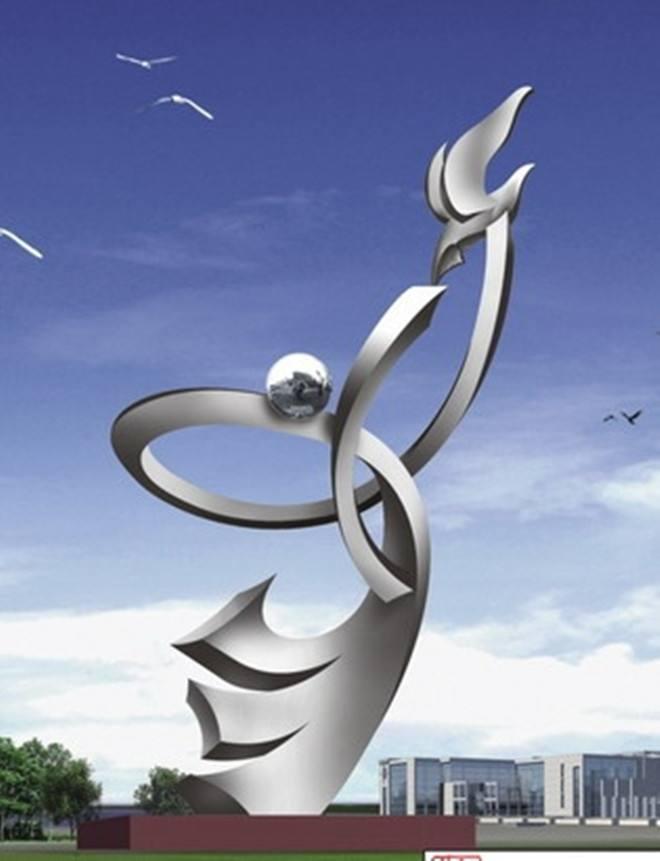 佛山公园雕塑设计