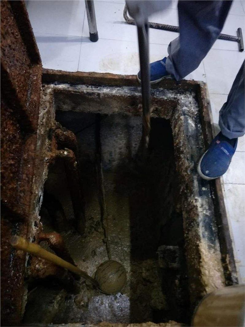 昆山清理隔油池公司