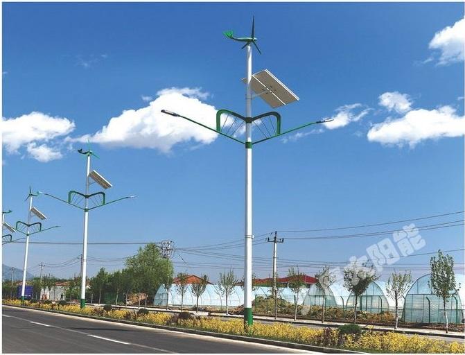 曲靖LED太陽能路燈價格 光伏路燈 專注經營戶外照明