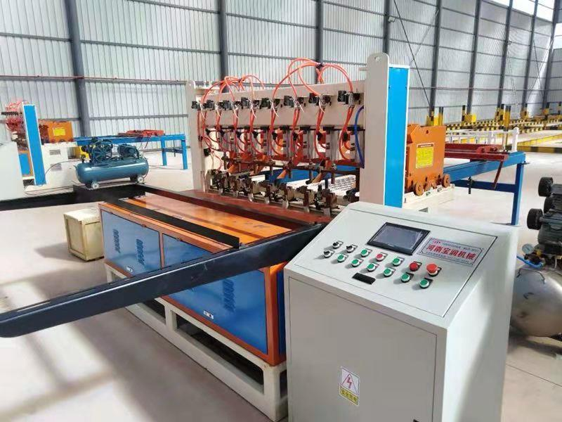 郑州钢筋焊网机