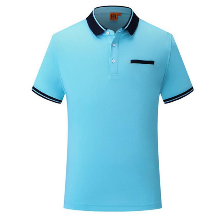 南寧POLO衫廠家批發 蠶絲棉工作服DIY個性設計 奧戴爾T恤POLO衫團隊服