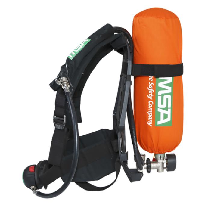 甘肃煤矿缺氧环境空呼MSAAX2100气瓶容量