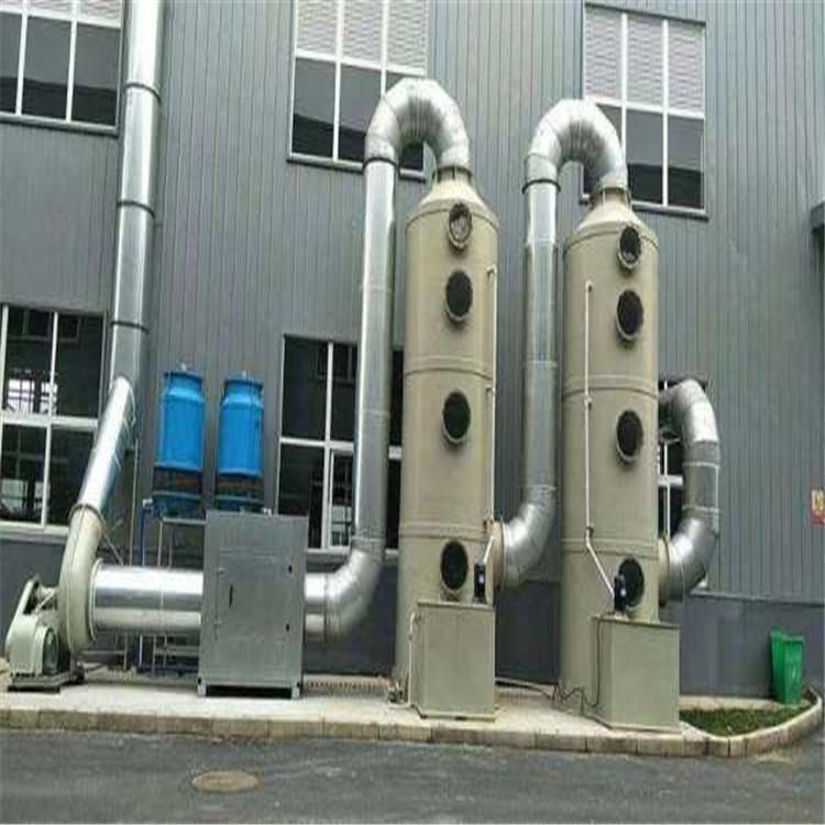 北京銷售噴淋塔電話 碳鋼噴淋塔 除塵器設備