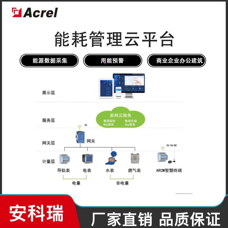 安科瑞能耗管理管理云平臺 能耗綜合管理系統