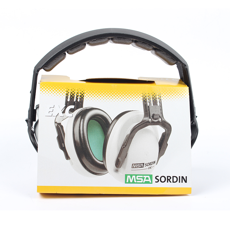 上海梅思安XLS头盔式耳罩听力防护介绍