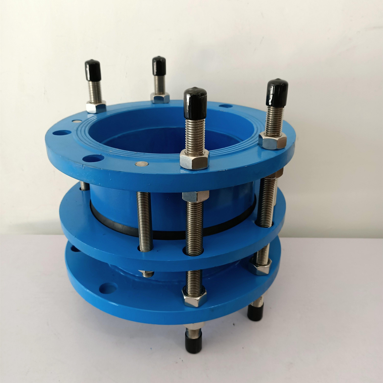泰安市松套傳力接頭批發-雙法蘭松套傳力接頭廠家-生產周期短