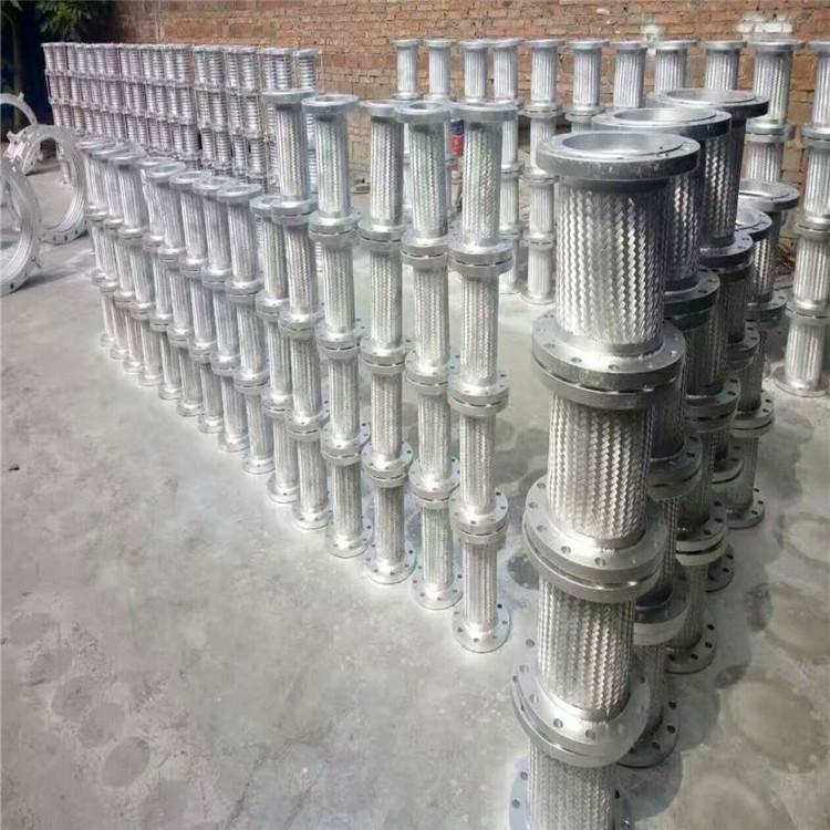 柳州大口徑金屬軟管批發-便于安裝
