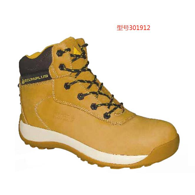 昆明代尔塔301213实验室厨房安全鞋足部防护
