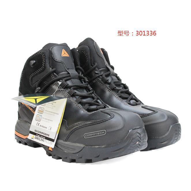 泉州代尔塔301216轻便透气安全鞋绝缘